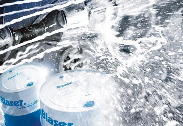 BLASER SWISSLUBE : Le lubrifiant BC 37 MG pour l'usinage du magnésium. dans - - - Actualité lubrifiants industriels. PLB1A_huile_soluble-624x432