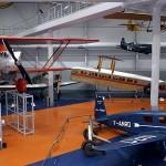 Réception Blaser au musée de l'air