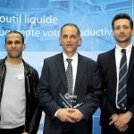 La société Eoda et H. Smagghe (Blaser France)