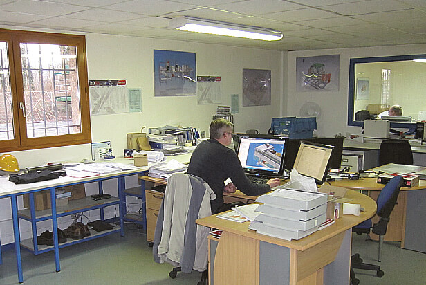 Le bureau d'études avec Inventor et Mastercam