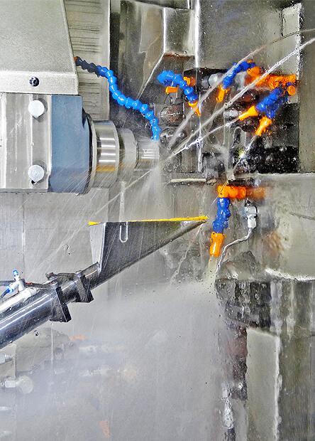 Transparence du lubrifiant Blaser Swisslube