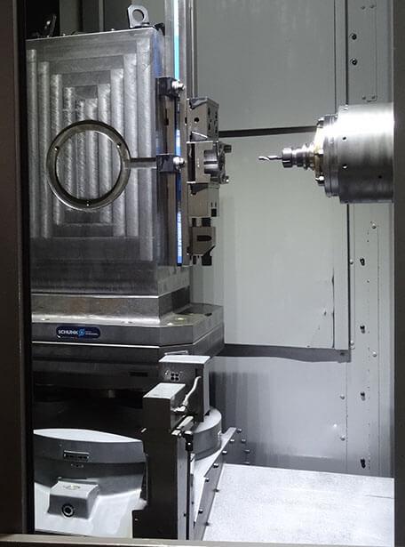 Outil de production Barré S.A.