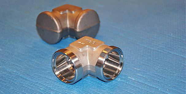 Avec  BLASOCUT 25 MD  de Blaser Swisslube la consommation annuelle de lubrifiant a été réduite de 50%