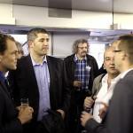 Echange avec les représentants de Sagem-Safran