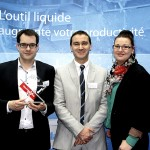 La société Varloteaux et J-F. Tussy (Blaser France)