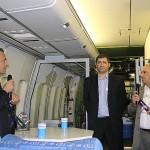 Conférence Sagem-Safran : échange avec le public