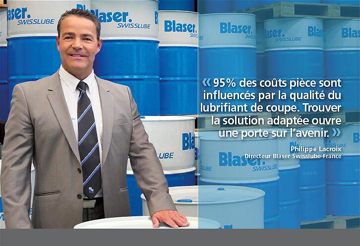 Philippe Lacroix Blaser Swisslube