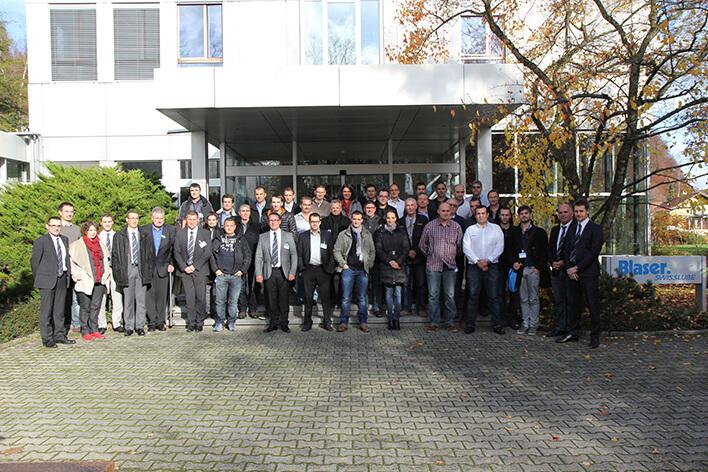 Les participants au séminaire 2014