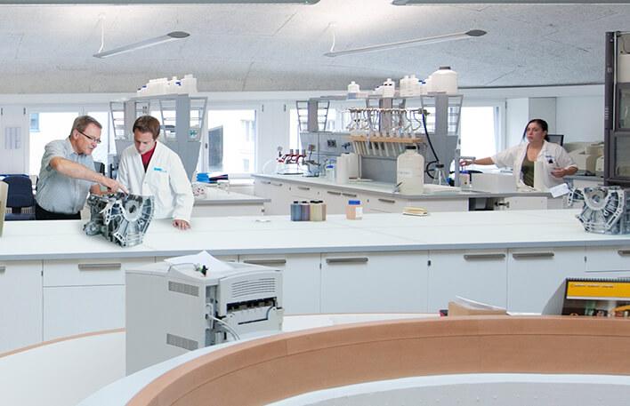 laboratoire-RetD-Blaser