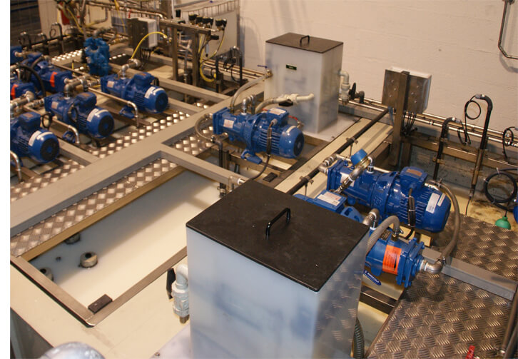 système filtration Blasocut