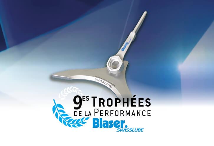 Pub Trophée Blaser 2019