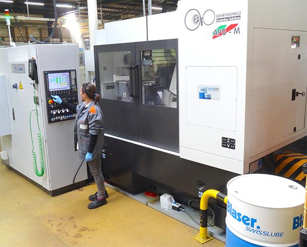 operateur machine