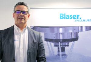 Philippe LACROIX, Directeur de Blaser Swisslube France
